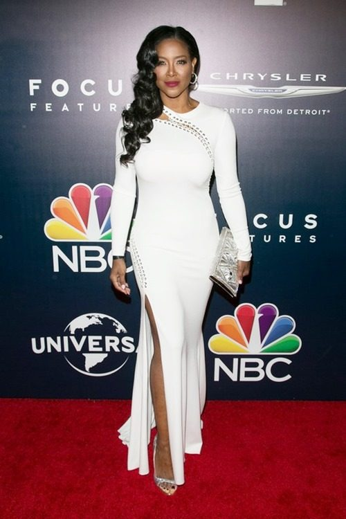 Reality Stars At the Golden Globes And More – NeNe Leakes, Kenya Moore, Lisa Rinna And Others