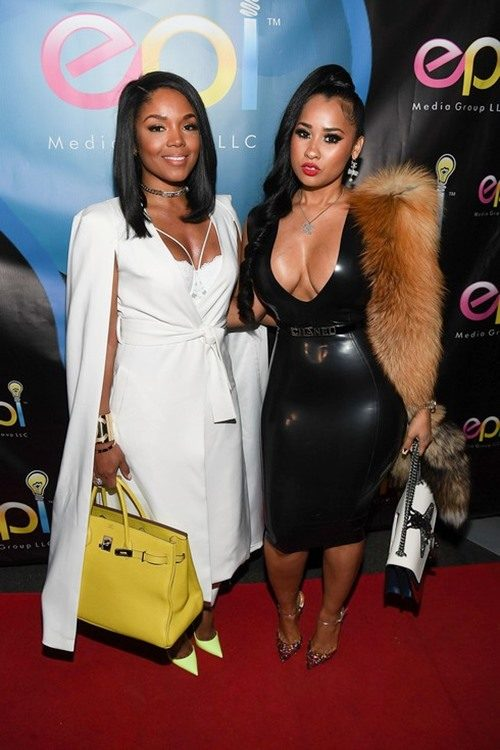 Reality TV Star Sightings: NeNe Leakes, Marlo Hampton, Danielle Staub, Teresa Giudice And More