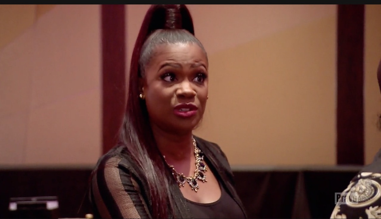 Kandi confronts her ex-assistant