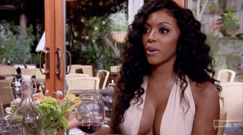 Todd has shocking news for Porsha