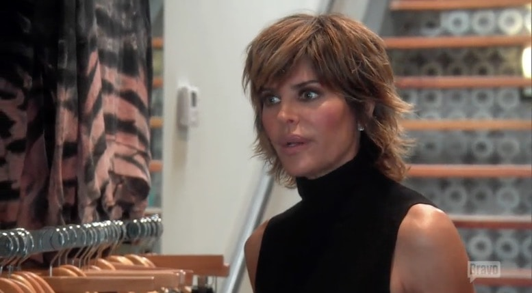 Rinna continues to obsess about Kim's sobriety