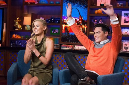 Tom Sandoval And Ariana Madix Weigh In On Lala's Boyfriend, Stassi's Harsh Words, Kristen Doute's Comedy and More