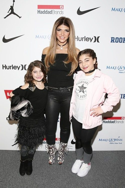 Reality Star Kids Walk In NYFW: Melissa Gorga, Teresa Giudice, Snooki, And More – Photos