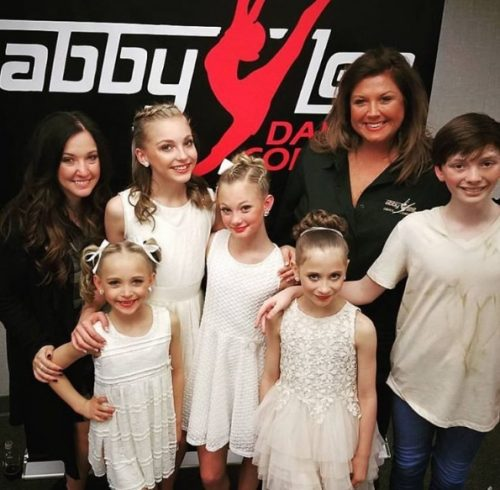 Abby Lee Quits on Instagram