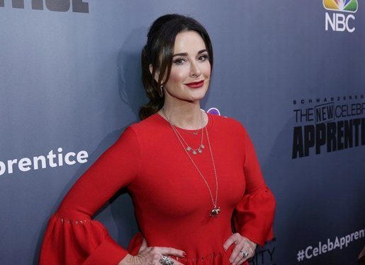 Kyle Richards Dishes On Her Time On Celebrity Apprentice