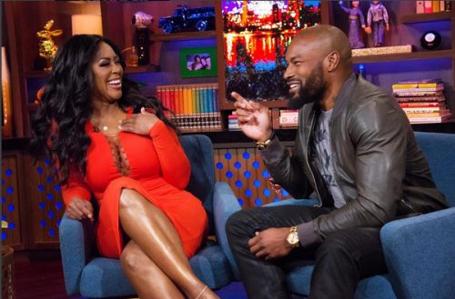 "Kenya Moore Thinks Phaedra Parks & Porsha Williams Don't Have Genuine Friendship; Teases ""Epic"" Reunion"