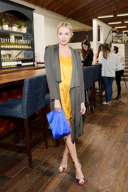 CULVER CITY, CA - APRIL 11: Stassi Schroeder of Just Stassi attends Trunk Club and Mary Zophres Unveil La La Land Inspired Looks on April 11, 2017 in Culver City, California. (Photo by Stefanie Keenan/Getty Images for DKC)