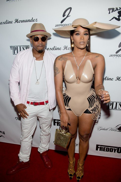 Photos – Reality Star Sightings: Stevie J & Joseline Hernandez, Phaedra Parks and More