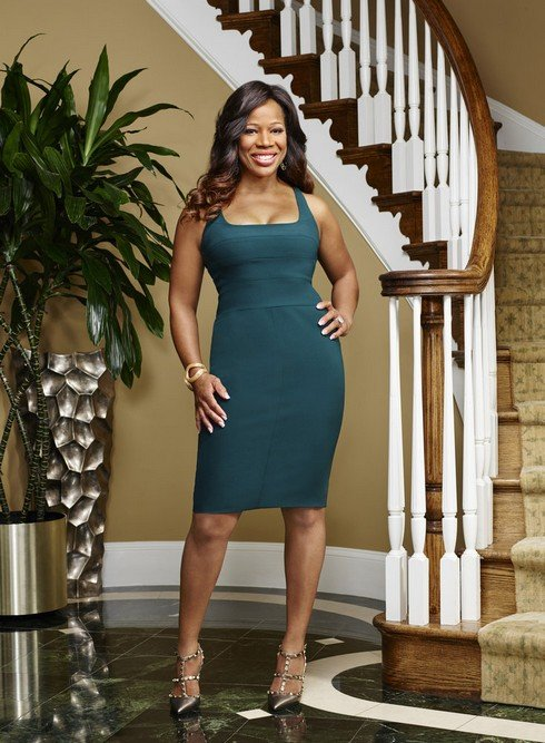 THE REAL HOUSEWIVES OF POTOMAC -- Season:1 -- Pictured: Charrisse Jackson-Jordan -- (Photo by: Tommy Garcia/Bravo)