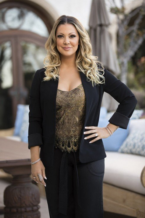 SECOND WIVES CLUB -- Season: 1 -- Pictured: Katie Cazorla -- (Photo by: Tommy Garcia/E! Entertainment)