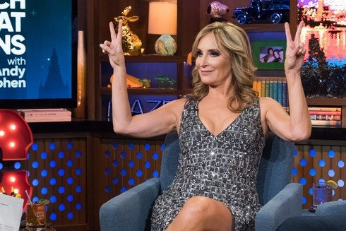 "Sonja Morgan Says She Dated Jack Nicholson & Dorinda Medley Is ""Always Drunk"""