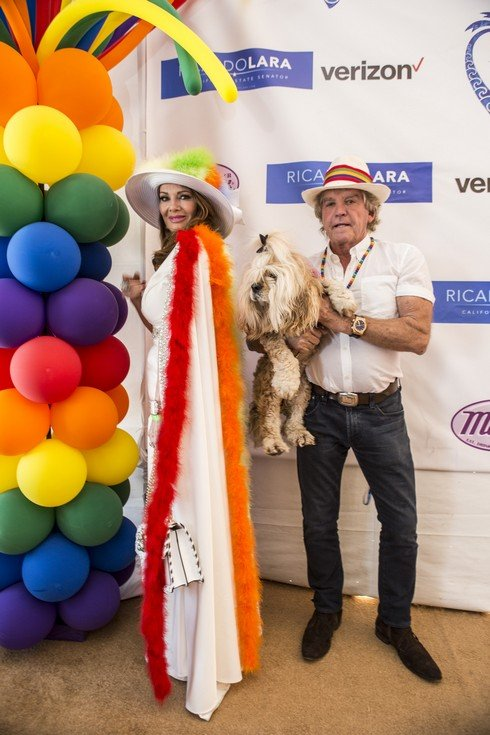 Lisa Vanderpump Is A Grand Marshall, Sonja Morgan Strikes A Pose And More Reality Celebrity Sightings – Photos