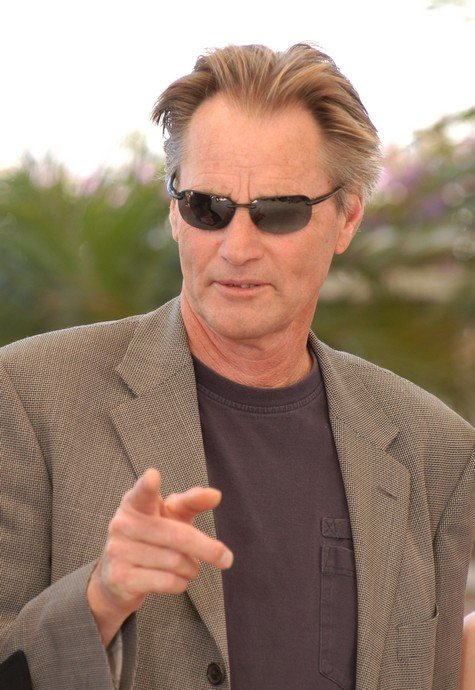 Sam Shepard during 2005 Cannes Film Festival -