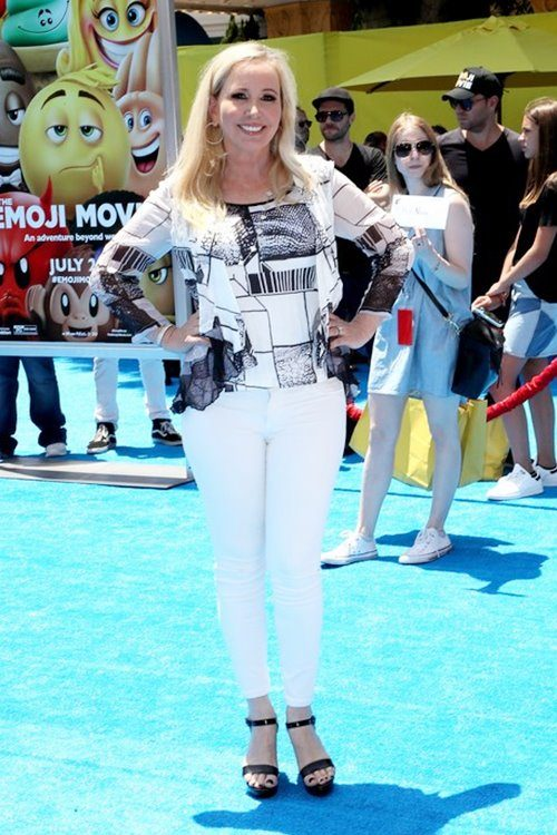Photos: Reality Stars Terra Jole, Tamra Judge, Eileen Davidson and More Attend The Emoji Movie Premiere
