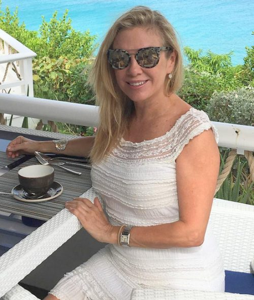 Ramona Singer Vacations In Anguilla- Photos