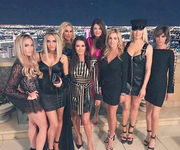 Real Housewives of Beverly Hills in Las Vegas