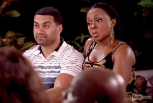 Phaedra Parks' Ex Apollo Nida Back In Jail For Breaking Halfway House Rules