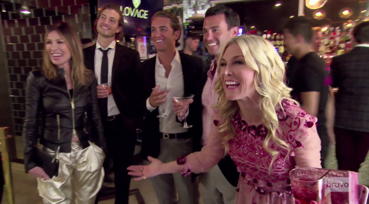 Carole-Radziwill-Tinsley-Mortimer-Guys-Sonjas-Party-RHONY
