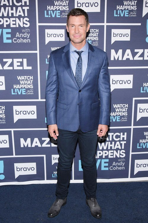 WATCH WHAT HAPPENS LIVE WITH ANDY COHEN -- Episode 14131 -- Pictured: Jeff Lewis -- (Photo by: Charles Sykes/Bravo)