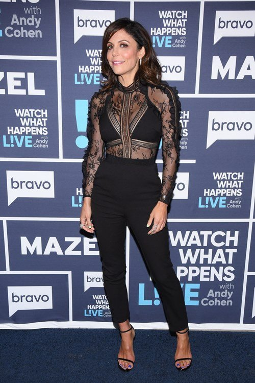 WATCH WHAT HAPPENS LIVE WITH ANDY COHEN -- Episode 14131 -- Pictured: Bethenny Frankel -- (Photo by: Charles Sykes/Bravo)