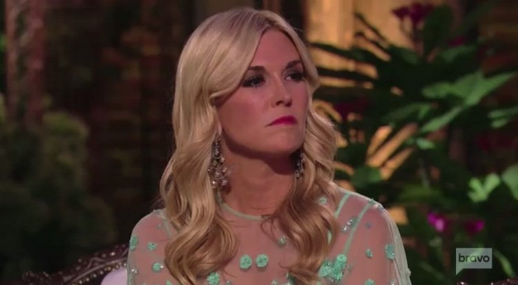 "Tinsley Mortimer Wants To Get Back Together With Scott Kluth; Felt ""Betrayed"" When Sonja Morgan Talked About Her In The Press"