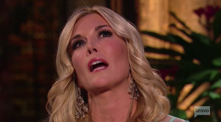 Tinsley Mortimer Reportedly Single Again: Was It Too Much Too Soon?