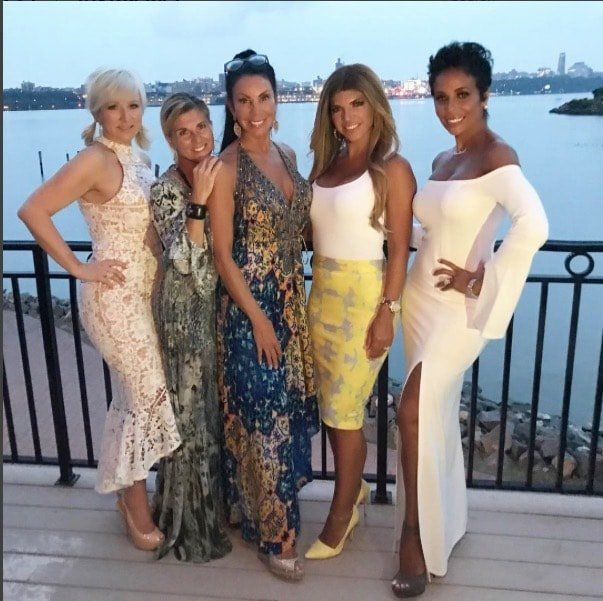 Danielle Staub Celebrates Birthday With Surprise Party & RHONJ Cast