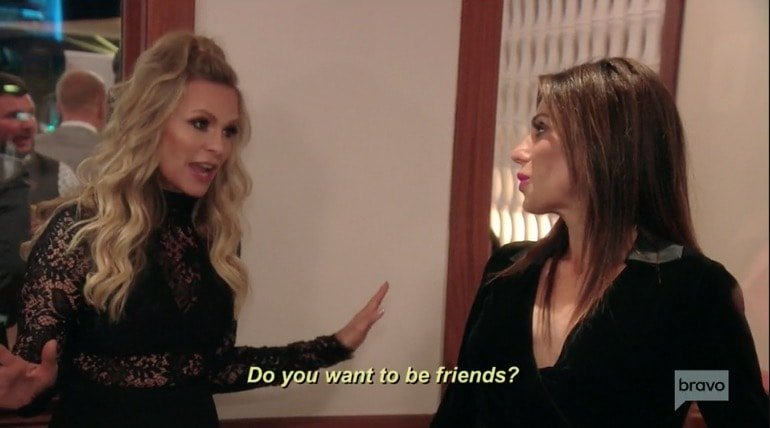 Tamra Feuds With Peggy