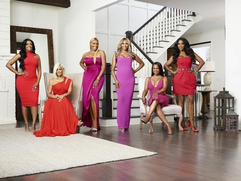 THE REAL HOUSEWIVES OF ATLANTA -- Season:10 -- Pictured: (l-r) Porsha Williams, Sheree Whitfield, NeNe Leakes, Cynthia Bailey, Kandi Burruss, Kenya Moore -- (Photo by: Alex Martinez/Bravo)