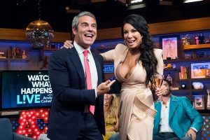 Andy Cohen Reacts To Danielle Staub's Recent Engagement