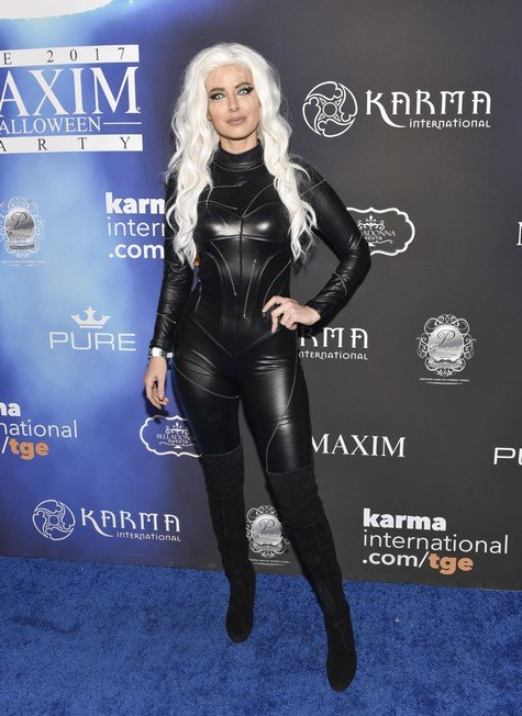 Reality Stars Attend MAXIM Halloween Bash – Ariana Madix, Tom Sandoval, Joanna Krupa And More