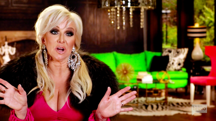 "Margaret Josephs Thinks Siggy Flicker's Slumber Party With Dolores Catania Was Ridiculous; Calls Siggy A ""Brat"""