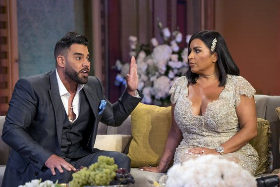 Shahs Of Sunset Season 6 Reunion Part One: Putting All Your Frozen Eggs In One Basket