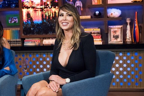 """Kelly Dodd Thinks Lydia McLaughlin's Fight With Tamra Judge About The Group Text """"Was Completely Ridiculous"""""""