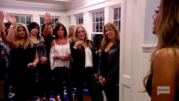 The Real Housewives Of New Jersey Recap: The Public Shaming Of Melissa