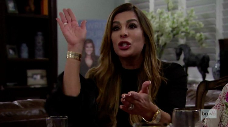 The Real Housewives Of New Jersey Recap: Let Them Eat Cake