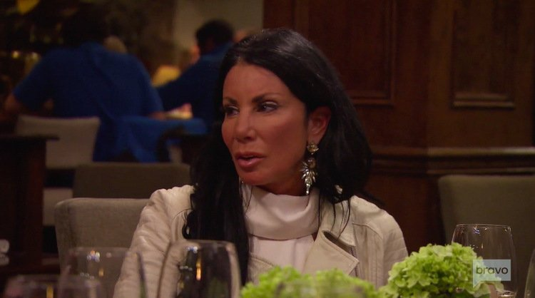 Danielle Staub Addresses Dolores Catania's Drug Accusations, Siggy Flicker's Hormone Pellets, & Love For Margaret Josephs