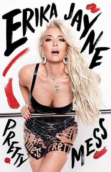Erika Jayne Announces The Release Date For Her First Memoir