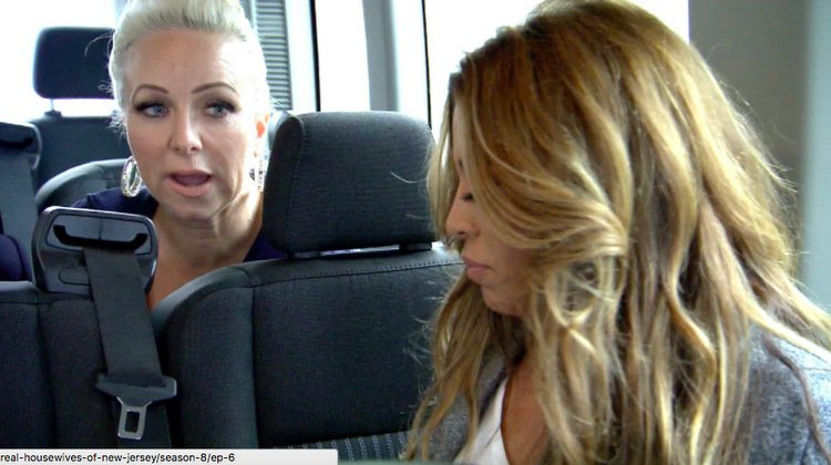 The Real Housewives Of New Jersey Recap: A Retreat To Remember
