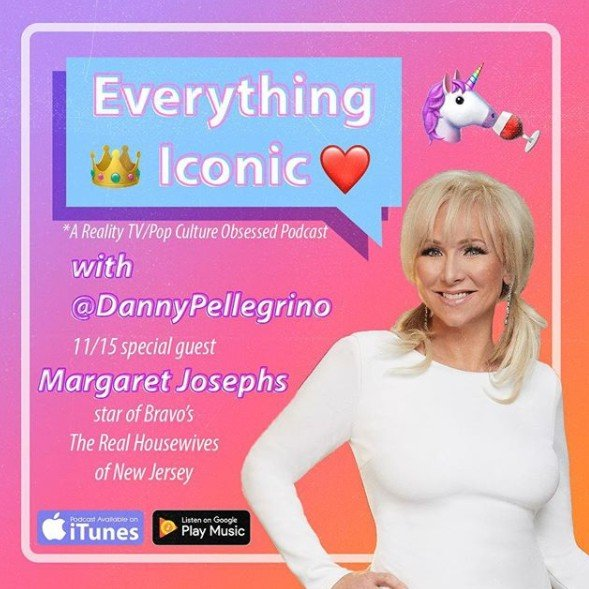Margaret Josephs Thinks Danielle Staub Should Have Been A Full Time Housewife & Was Scared To Meet Kim D