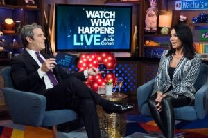 """Danielle Staub's Former Publicist Says Her Digs At Andy Cohen Are """"Disgraceful""""; Says Andy Was """"Always Respectful And Professional Toward Danielle"""""""