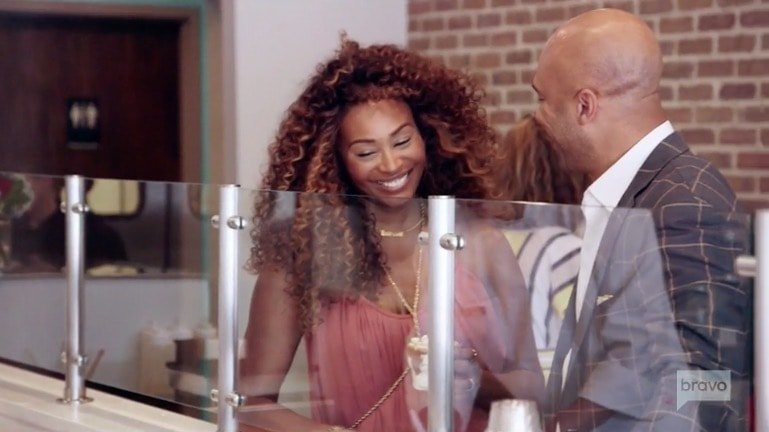Cynthia Bailey has a second date with Will