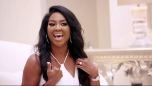 Kenya Moore fires back at Kim Z