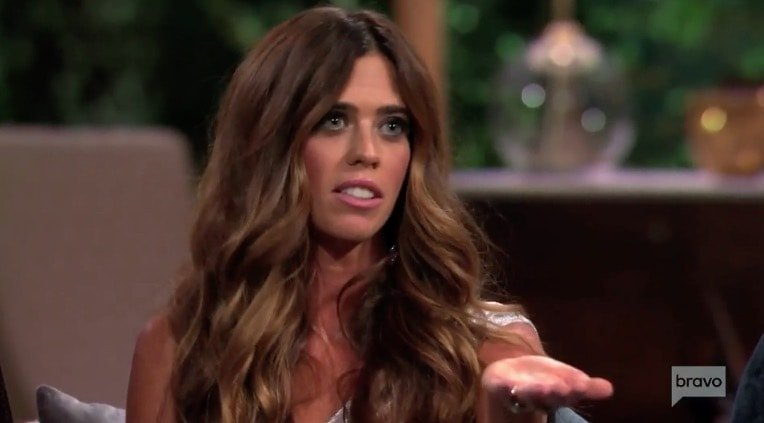 Lydia McLaughlin defends her faith on RHOC reunion
