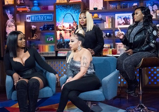 Xscape Is Recording New Music Without Kandi Burruss