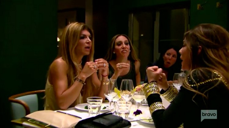 The Real Housewives Of New Jersey Recap: Meltdown In Milan