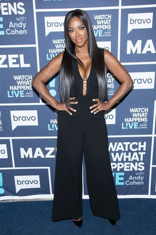 Kenya Moore Planning Another 2018 Wedding To Marc Daly; Says Cynthia Bailey Will Be Her Bridesmaid