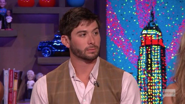 Nico Scholly On The Below Deck Reunion