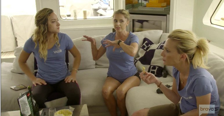 Below Deck Season Finale Virtual Viewing Party