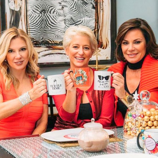 "Luann de Lesseps Isn't Dating While Getting Her Life Together Post Divorce; Says RHONY Is ""Like A Family."""